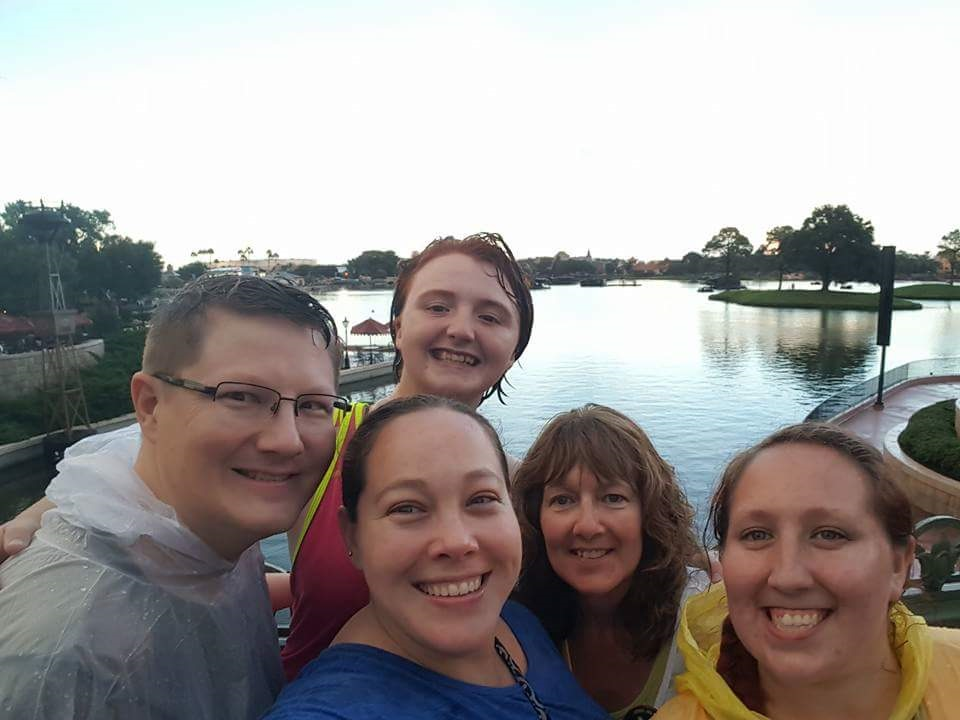 family-at-epcot